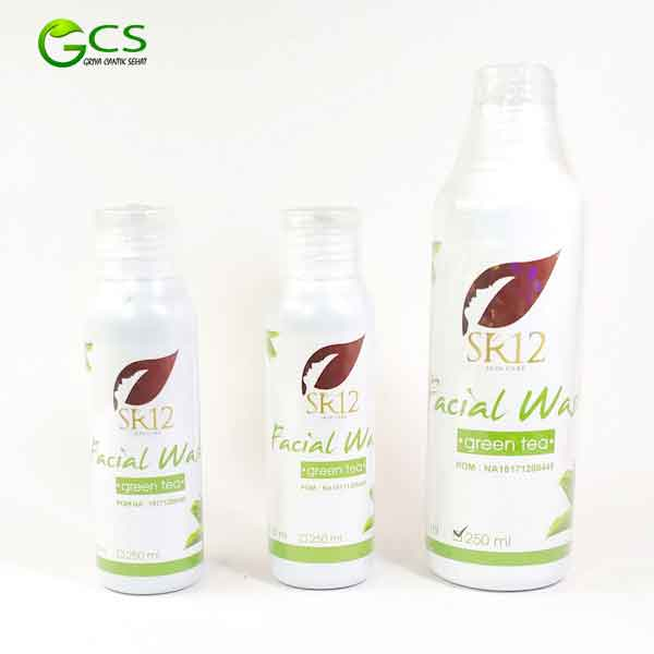 facial wash greentea sr12