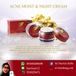 ACNE MOIST & NIGHT CREAM