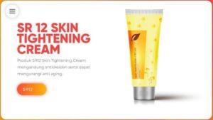 skin tightening cream sr12